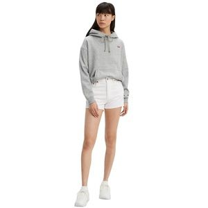 Levi's 501 Premium Denim High Rise Shorts Size 25